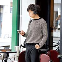 5款有图解的最新时尚手编夏季男装及情侣毛衣 Knit Ange2016春夏选集(3-1)