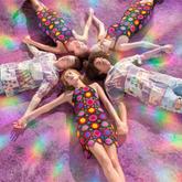2016科切拉音乐节时尚狂欢派对再现潮款钩针服饰