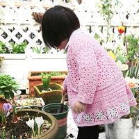 儿童套裙编织视频教程教你钩宝宝背心裙及外套小开衫(2-2)