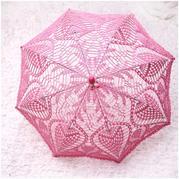 惊艳的钩针太阳伞欣赏