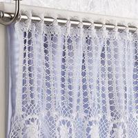 窗帘随风浮动的夏天 你准备好来一款手工编织窗帘吗