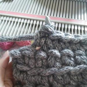 超粗毛线自己编之用编织机快速织绳