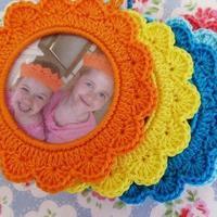 创意手工DIY轻松打造经济实惠个性美观毛线编织小相框