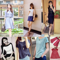 201623期周熱門編織作品:2016女士夏季手編服飾16款