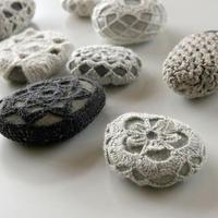 石头风情 钩编毛线创意之石头记