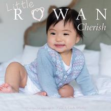 0-2岁的10款ROWAN新款2016婴幼儿棒针毛衣