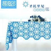钩针圣托里尼六角拼花毯编织视频教程(2-1)单元花片的编织方法