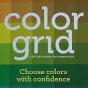 配色小工具color grid 让编织配色变得有迹可循