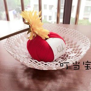 唯美小资钩针蕾丝碗制作方法详细介绍