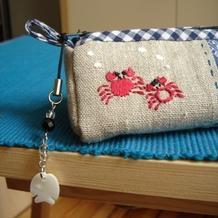 布艺手缝笔袋初级教程(毛线编织包包亦可参考)