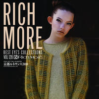 RICH MORE 2016-2017秋冬vol128部分编织作品欣赏