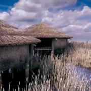 """大自然""""囤""""下历史最悠久的线团 3000多年前的毛线团出土"""
