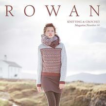 2016Rowan秋冬女士毛衣款式欣赏(罗文针织杂志第60期)