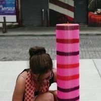 Magda Sayeg告诉你针织涂鸦如何席卷全球