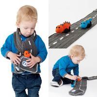 """为孩子编织贴心小物 可以""""玩""""的围巾"""
