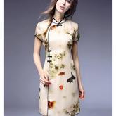 手工旗袍和机制旗袍的差别