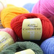 罗莎琳达·RL6019生态山羊绒