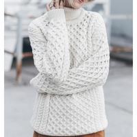 毛衣告诉你秋冬季应该怎么穿凹造型!