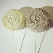 关于手绕绕毛线的那些事儿(完美手绕中间抽线的毛线团、绕线辅助小工具)
