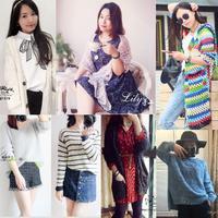 201640期周热门编织作品:时尚女士编织服饰15款