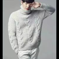 【男神】盘点韩星中那些穿高领毛衣的男神们