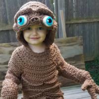 家有男宝宝、热爱编织的妈妈会怎么编织?