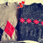 有一种爱叫边织毛衣边与你一起慢慢变老
