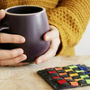 你见过如此奇特的色彩拼图,不织布的编织法则
