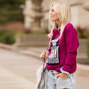 """这样""""织毛衣""""四季都不缺席 法国品牌MICHAELA BUERGER玩味编织"""