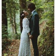 19世纪爱尔兰钩编婚纱——给自己最美的婚礼