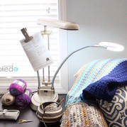 专门为手工艺者设计的灯具 三合一工艺灯