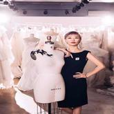做婚纱手工定制设计师,我编织了无数少女的梦