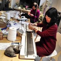 周末苏州旅游又有新玩法 编织人生客厅体验编织机