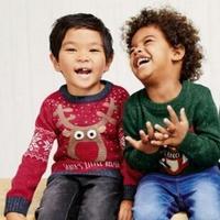 来自英国的12款趣味时尚品牌儿童毛衣款式