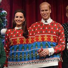 十二月的圣诞毛衣 为儿童慈善机构筹集资金