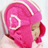 经典棒针编织宝宝帽视频教程教你织宝宝坦克帽子