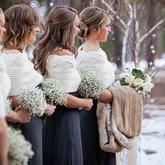 创意编织的婚礼,有了她们,更多出一份暖心暖意···