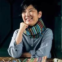 走近日本编织设计师风工房 感受色彩编织设计