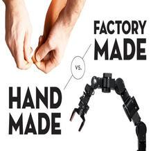 生产线与手工制有多大差别?2017你准备好编织更上一层楼了吗?