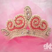 图文详解钩针甜美公主皇冠尊宝娱乐