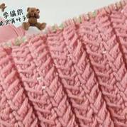 织法别致弹性大的棒针麦穗围巾U乐娱乐youle88视频