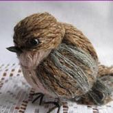 一撮毛线打造栩栩如生小动物