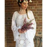 钩针编织的裙子,美出新高度