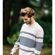 毛衣简直就是男士的美颜相机!!!不信你看···