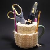 毛线与杯子的新关系 DIY编织周边小工具