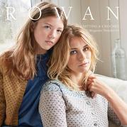 2017Rowan春夏26款女士毛衣款式欣赏(罗文针织杂志第61期)