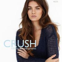 来自英国的12款时尚女士棒针服饰 Kim Hargreaves2017春夏U乐娱乐youle88设计集《CRUSH》