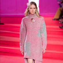 不一样的毛衣 3.1 Phillip Lim2017时装秀毛衣款式欣赏
