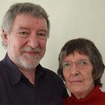 Illusion knitting隐绘编织 英国一对数学界的夫妻用毛线编织出了奇幻