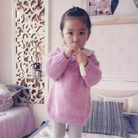 桑果经典从上往下织套头毛衣教程(含1岁~成人款织法教程)